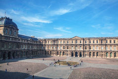 天窗大厦在巴黎,法国 免版税库存图片
