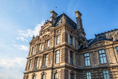 天窗大厦在巴黎,法国 图库摄影