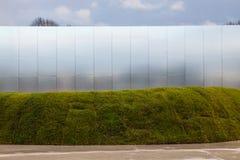天窗透镜,法国的北部 库存图片