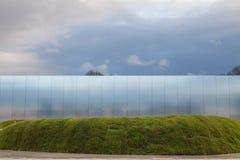 天窗透镜,法国的北部 图库摄影