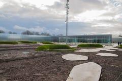 天窗透镜,法国的北部 免版税库存照片