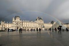 天窗,巴黎 图库摄影