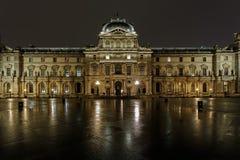 天窗, Pavillon Richelieu 免版税库存照片
