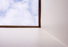 天窗 图库摄影