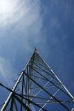 天线按钮图标收音机符号 库存照片