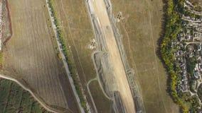 天线:现代路的建筑 影视素材