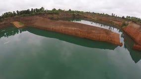 天线:Hangdong大峡谷在清迈,泰国 股票视频