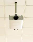 天花板放映机 免版税库存图片