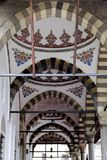 天花板清真寺外 免版税图库摄影