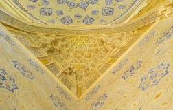 天花板装饰 免版税图库摄影