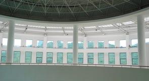 天花板建筑学 库存照片