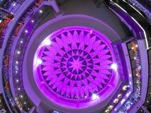 天花板建筑学 免版税库存照片