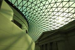 天花板Arhitectural细节  免版税图库摄影