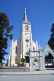 天主教圣洁教会的交叉 库存照片