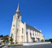 天主教圣洁教会的交叉 图库摄影