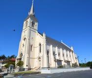 天主教圣洁教会的交叉 免版税库存照片