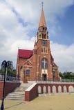 天主教大教堂 免版税库存图片
