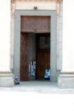 天主教教会 免版税库存图片