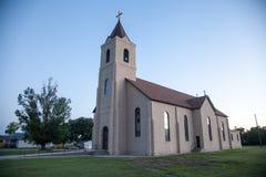 天主教教会 库存照片