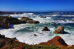 太平洋海岸辉煌 库存图片
