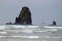 太平洋的海岛 图库摄影