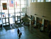 太平洋,长滩,加利福尼亚,美国的水族馆的出口门 免版税库存照片