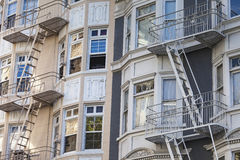太平门在旧金山,美国 库存图片