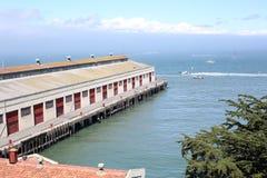 太平洋海岸在加利福尼亚,美国 免版税库存图片
