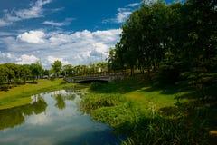 太湖风景  库存图片