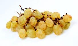 太熟葡萄 库存照片
