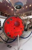太空博物馆,莫斯科 免版税库存图片