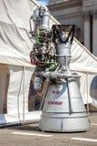 太空火箭喷气机引擎NK-33 图库摄影