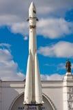 太空火箭 库存照片