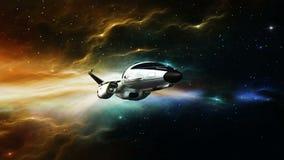 太空船 股票视频