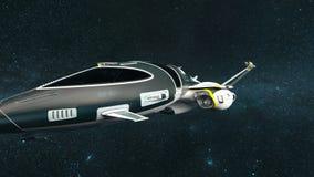 太空船 影视素材