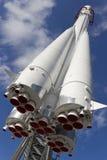 太空飞船沃斯托克 免版税库存照片