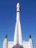 太空飞船沃斯托克 库存图片