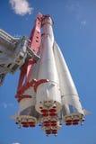 太空飞船火箭 免版税库存照片