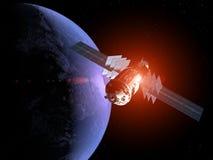 太空飞船 免版税库存照片