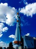 太空飞船 免版税图库摄影