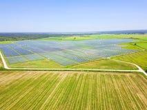 太阳农厂天线在奥斯汀,得克萨斯,美国 免版税图库摄影