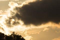 太阳在越南 库存图片