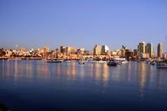 太阳地亚哥加州,美国 免版税库存照片