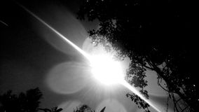 太阳是钥匙 库存图片