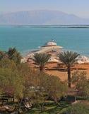 太阳海滩停止的12月的海运 免版税图库摄影