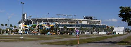 太阳生活体育场-迈阿密佛罗里达 免版税库存照片