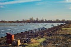 太阳电池 库存图片