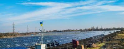 太阳电池 免版税库存图片
