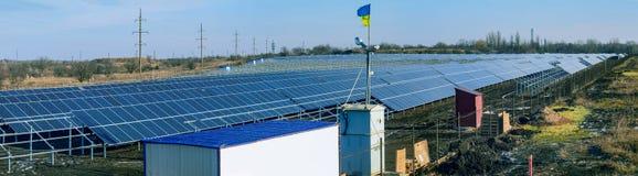 太阳电池 库存照片