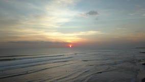 太阳的全景 影视素材